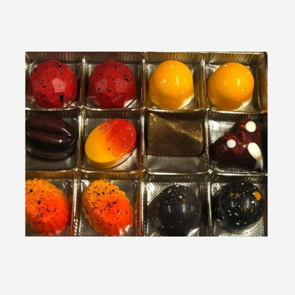 Assorted Chocolates (12-piece)