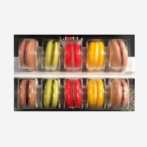 French Macarons (10-piece)